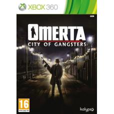 Omerta: City of gangsters [Xbox 360, английская версия]