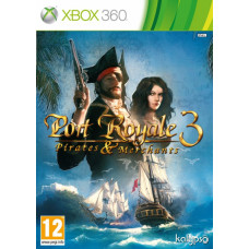 Port Royale 3: Pirates and Merchants [Xbox 360, английская версия]