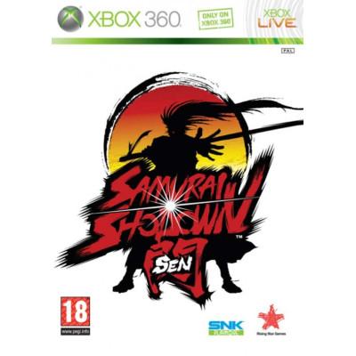 Samurai Shodown Sen [Xbox 360, английская версия]