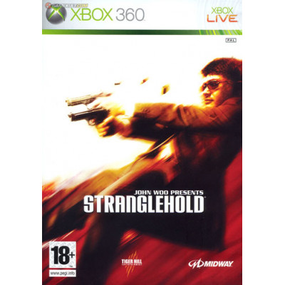 Stranglehold [Xbox 360, английская версия]