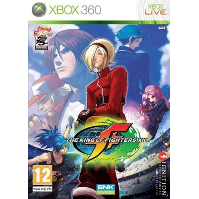 The King of Fighters XII [Xbox 360, английская версия]