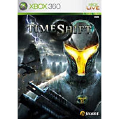 TimeShift [Xbox 360, английская версия]