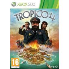 Tropico 4 [Xbox 360, английская версия]