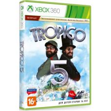 Tropico 5 [Xbox 360, русская версия]