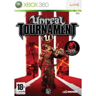 Unreal Tournament 3 [Xbox 360, английская версия]