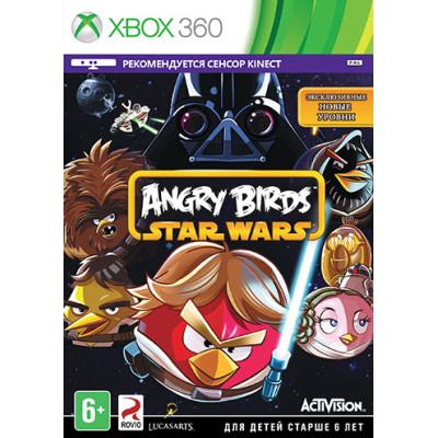 Angry Birds Star Wars (с поддержкой MS Kinect) [Xbox 360, русская версия]