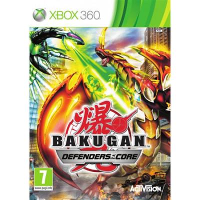 Bakugan: Defenders of the Core [Xbox 360, английская версия]