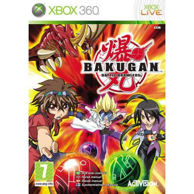 Bakugan [Xbox 360, английская версия]