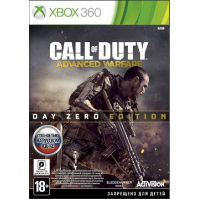 Call of Duty: Advanced Warfare. Day Zero Edition [Xbox 360, русская версия]