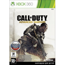 Call of Duty: Advanced Warfare [Xbox 360, русская версия]
