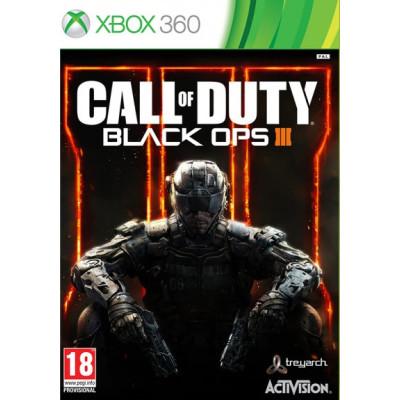 Call of Duty: Black Ops III [Xbox 360, русская версия]