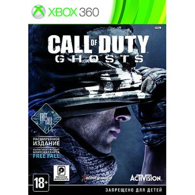 Call of Duty: Ghosts. Free Fall Edition [Xbox 360, русская документация]