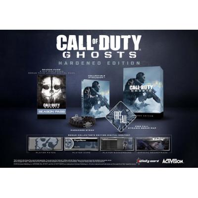 Call of Duty: Ghosts. Hardened Edition [Xbox 360, русская версия]