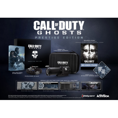 Call of Duty: Ghosts. Prestige Edition [Xbox 360, русская версия]