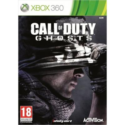 Call of Duty: Ghosts [Xbox 360, русская версия]