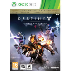 Destiny: The Taken King. Legendary Edition [Xbox 360, русская документация]