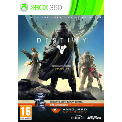 Destiny. Vanguard Edition [Xbox 360, русская документация]