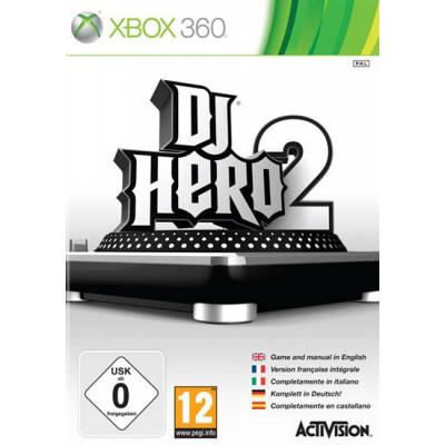 DJ Hero 2 [Xbox 360, английская версия]