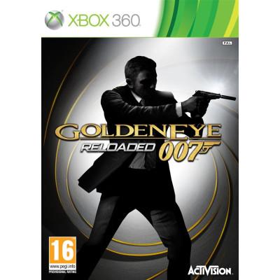 GoldenEye 007: Reloaded [Xbox 360, английская версия]