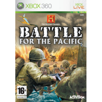 History Channel: Battle for the Pacific [Xbox 360, английская версия]