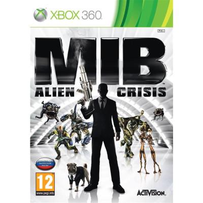 Men in Black: Alien Crisis [Xbox 360, русская документация]