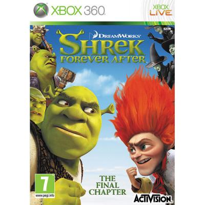 Shrek Forever After [Xbox 360, английская версия]