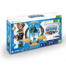 Стартовый набор Skylanders: Spyro's Adventure (игровой портал, игра, 3 фигурки - Spyro, Trigger Happy, Gill Grunt) [Xbox 360, русская версия]