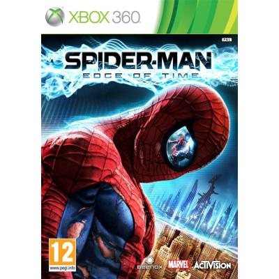 Spider-Man: Edge of Time [Xbox 360, русская документация]