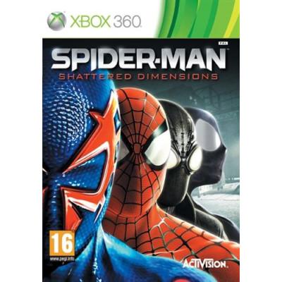 Spider-Man: Shattered Dimensions [Xbox 360, английская версия]