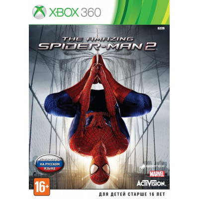The Amazing Spider-Man 2 [Xbox 360, русская версия]