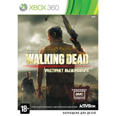 The Walking Dead: Инстинкт выживания [Xbox 360, русские субтитры]