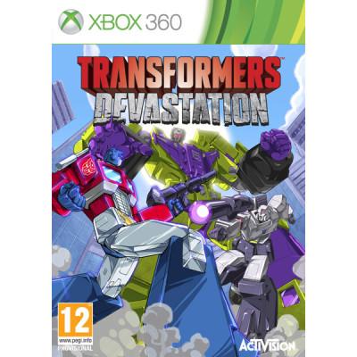 Transformers: Devastation [Xbox 360, английская версия]