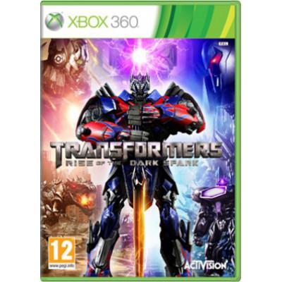 Трансформеры: Битва за Темную Искру [Xbox 360, русская документация]