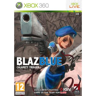 BlazBlue: Calamity Trigger [Xbox 360, английская версия]