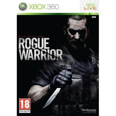 Rogue Warrior [Xbox 360, английская версия]