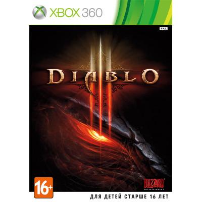 Diablo III [Xbox 360, русская версия]