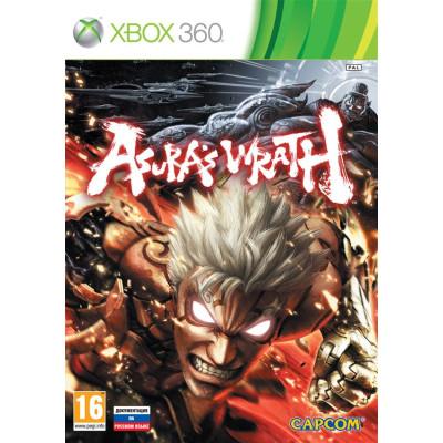 Asura's Wrath [Xbox 360, русская документация]