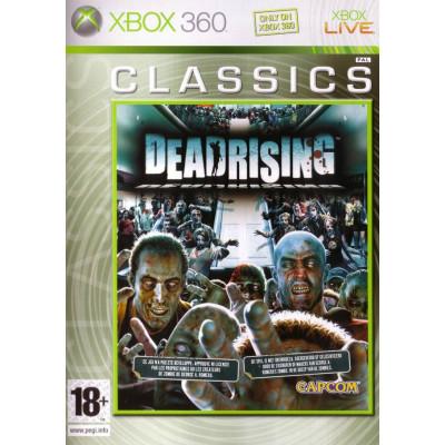 Dead Rising (Classics) [Xbox 360, английская версия]