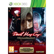 Devil May Cry HD Collection [Xbox 360, русская документация]