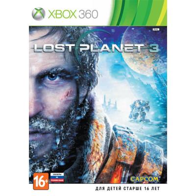 Lost Planet 3 [Xbox 360, русские субтитры]