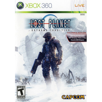 Lost Planet: Extreme Condition. Colonies Edition [Xbox 360, русская версия]