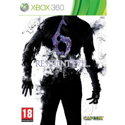 Resident Evil 6 [Xbox 360, русские субтитры]
