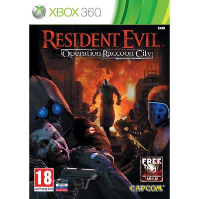 Resident Evil: Operation Raccoon City [Xbox 360, русские субтитры]