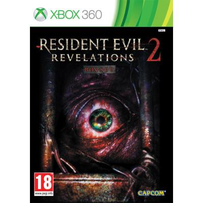 Resident Evil: Revelations 2 [Xbox 360, русские субтитры]