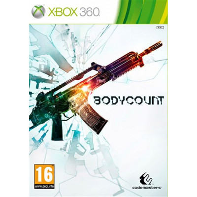 Bodycount [Xbox 360, русская документация]