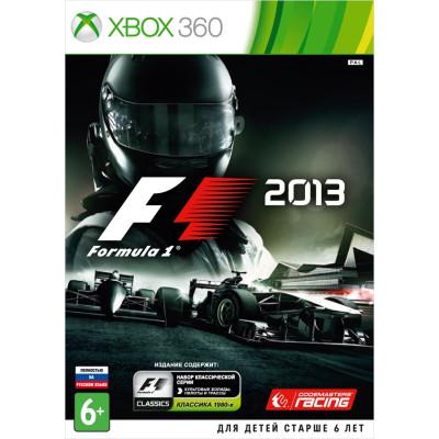 Formula 1 2013 [Xbox 360, русская версия]