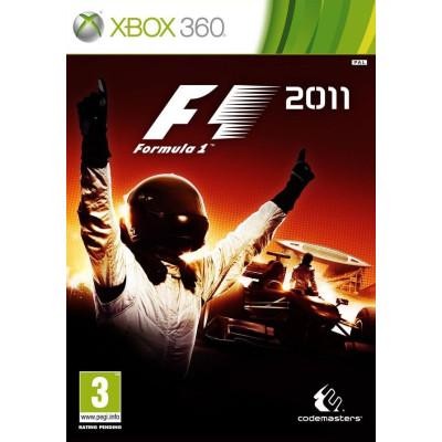 Formula 1 2011 [Xbox 360, русская документация]
