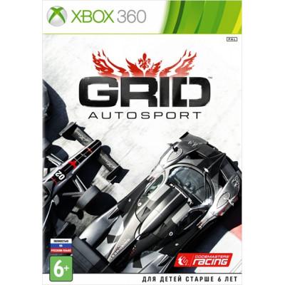 GRID Autosport [Xbox 360, русская версия]