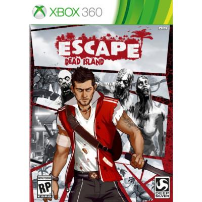 Escape Dead Island [Xbox 360, английская версия]