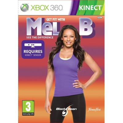 Get Fit With Mel B (только для MS Kinect) [Xbox 360, английская версия]
